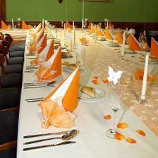 Oranžová svatba... (propůjčeno od nevěsty odsud - omlouvám se a děkuji!)