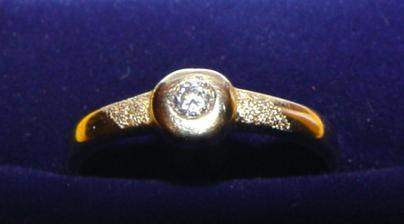 Snubný prsteň 1