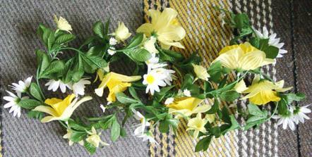 kvetinová reťaz 2
