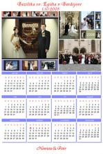 kalendár na rok 2006