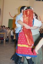 redový tanec - tanec s nevestou
