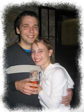 Pepa s Lidunkou.... že by příští svatba?