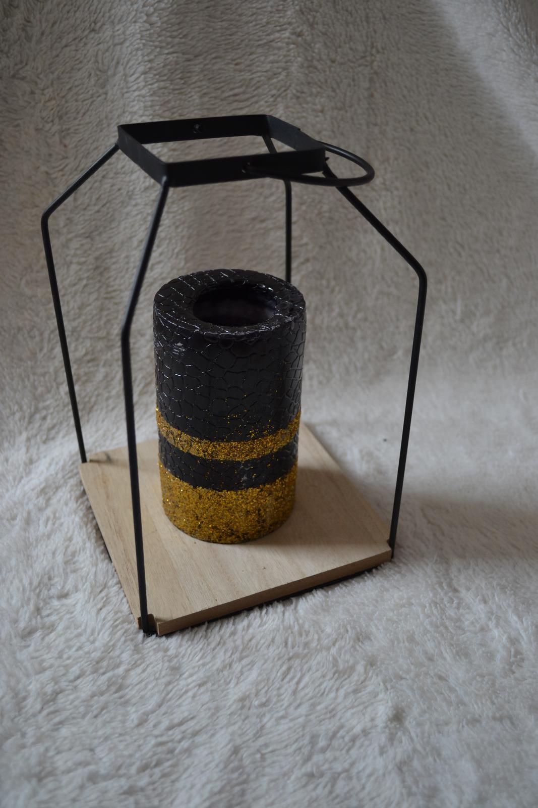 Stojan na sviečku/vázu - Obrázok č. 2