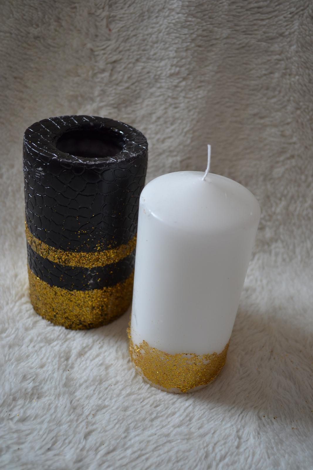 Veľká sviečka = 2ks - Obrázok č. 2