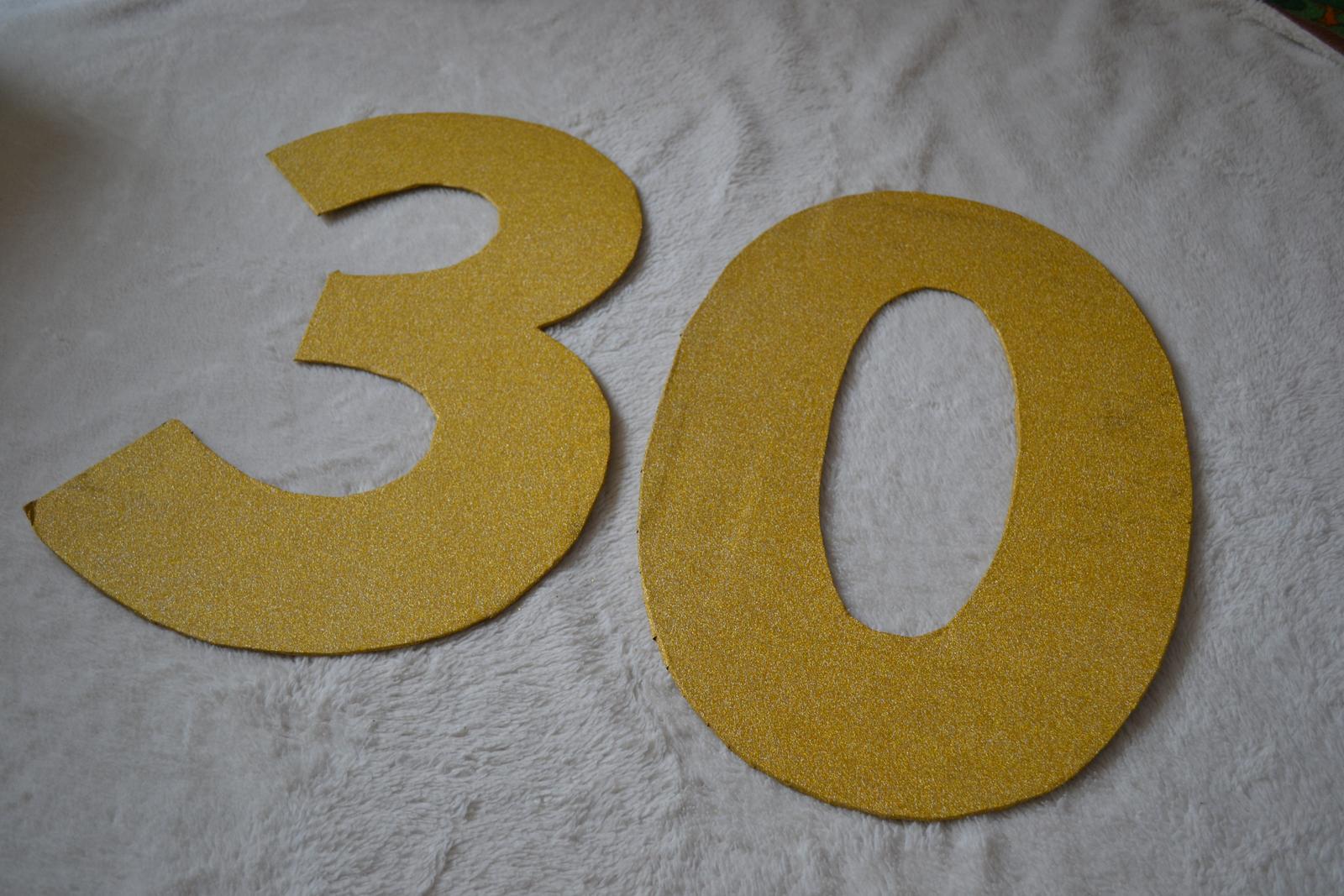 Číslo = 30-ka - Obrázok č. 2