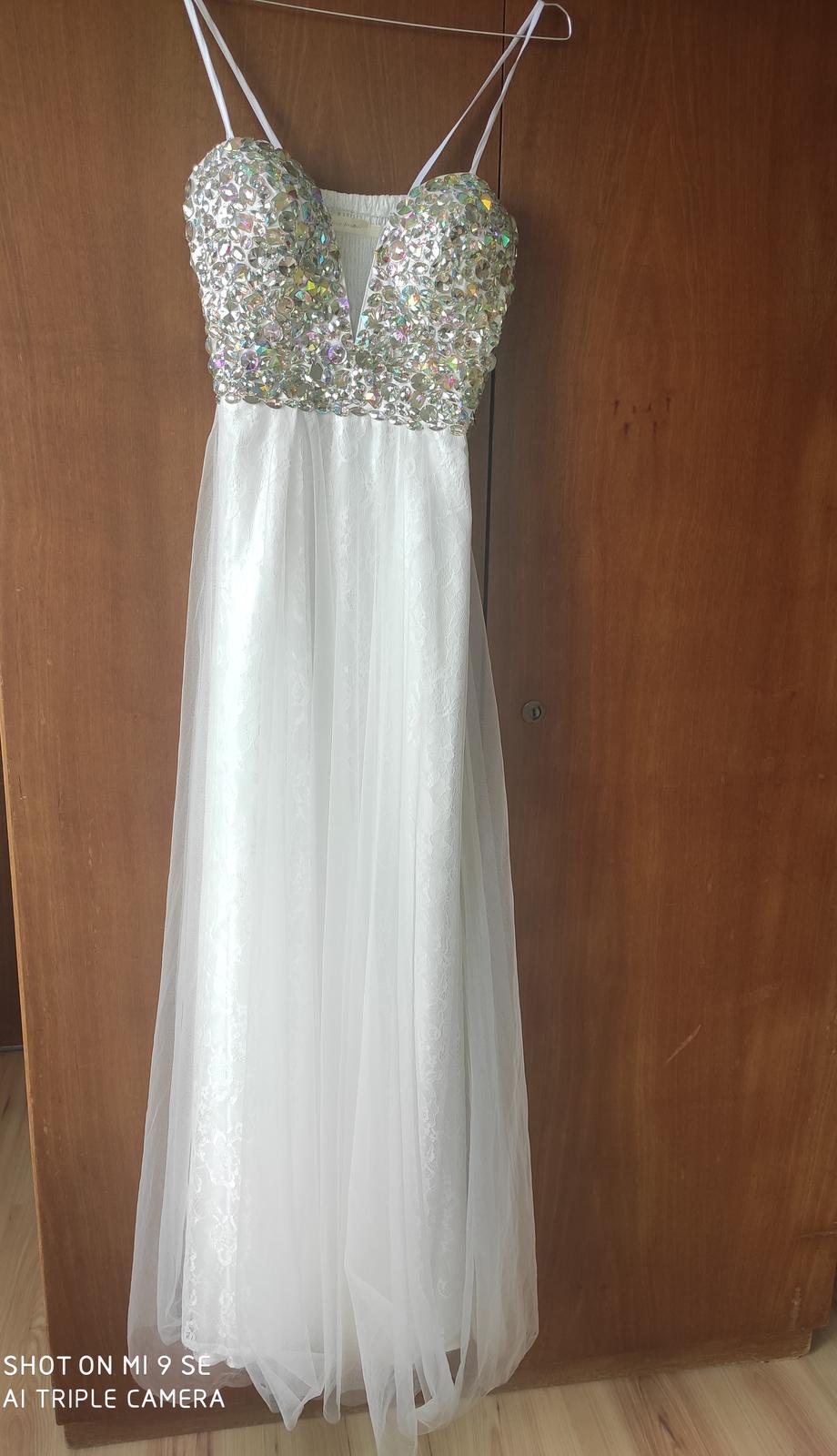 popolnočne šaty - Obrázok č. 1
