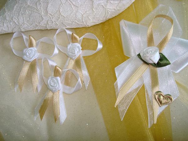 Janette a Lubomir - svadobne pierka