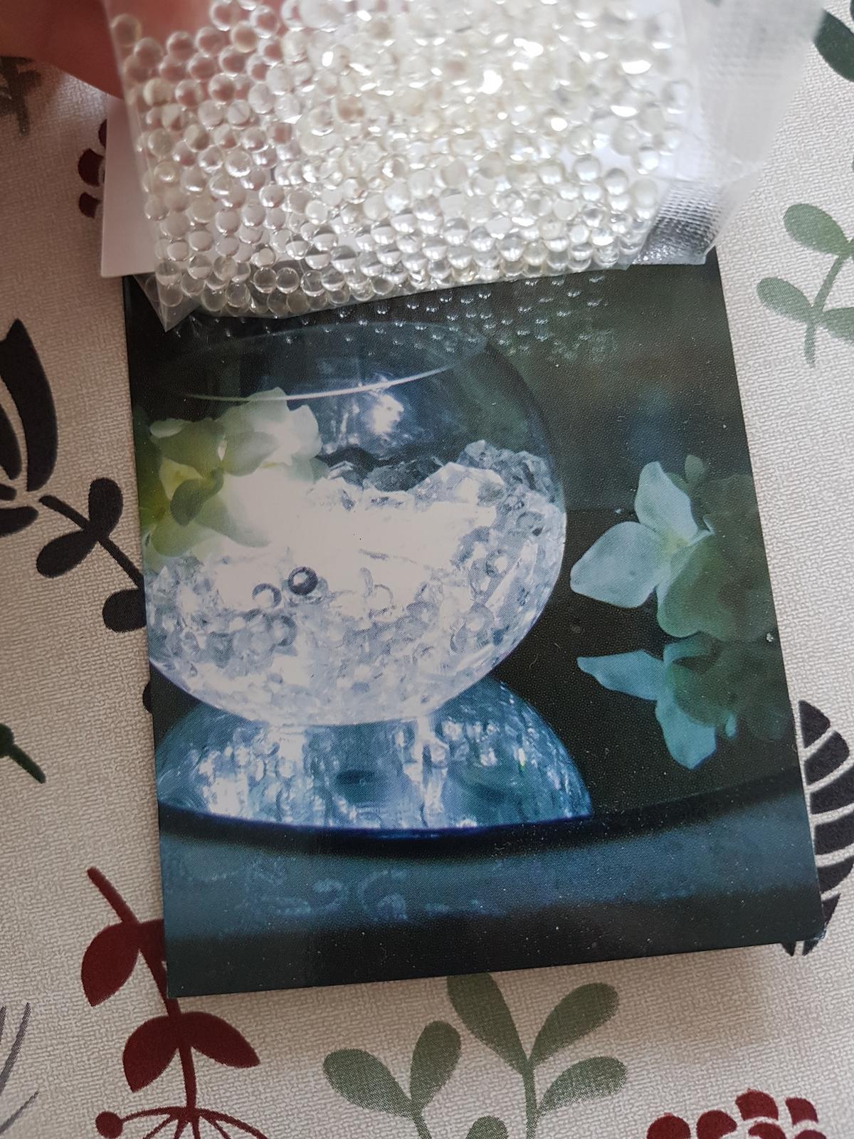 Gelové guličky do vázy - Obrázok č. 2
