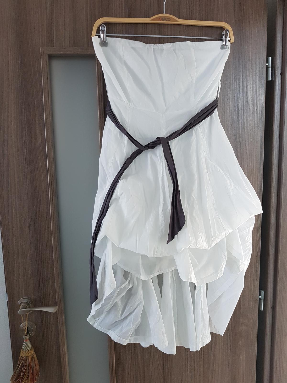 Jednoduché šaty - Obrázok č. 3