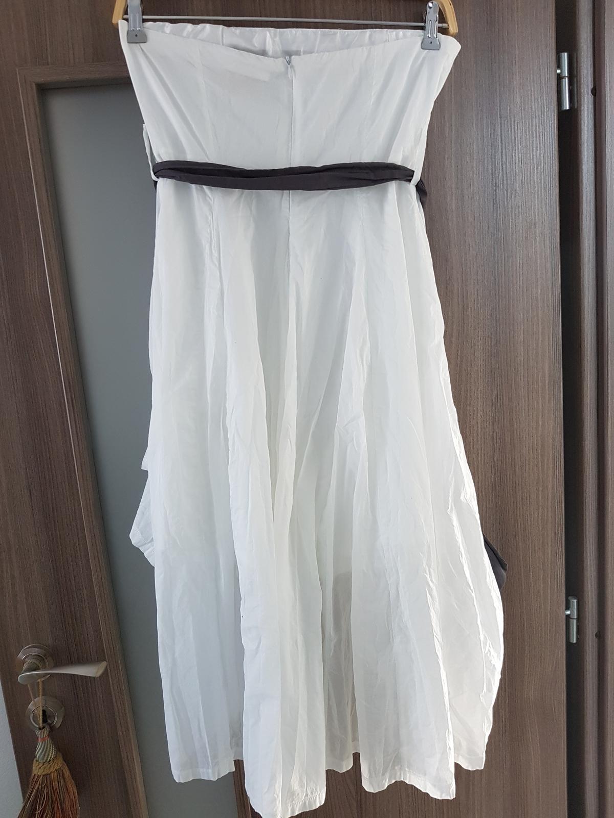 Jednoduché šaty - Obrázok č. 2