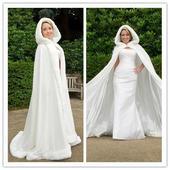 Svatební plášť,