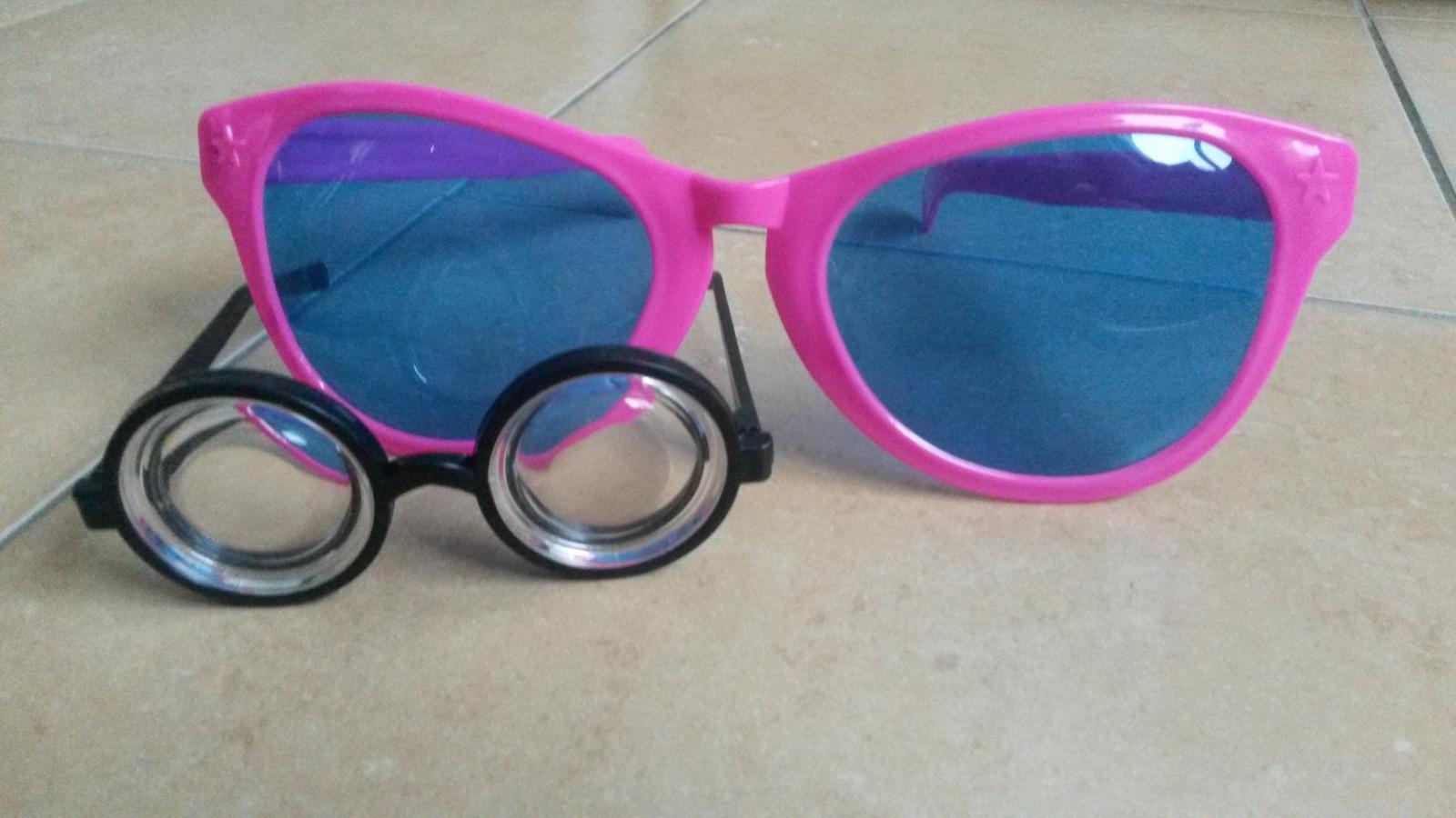Žertovné brýle - Obrázek č. 1