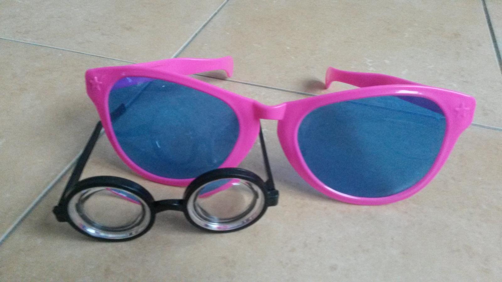Žertovné brýle - Obrázek č. 2