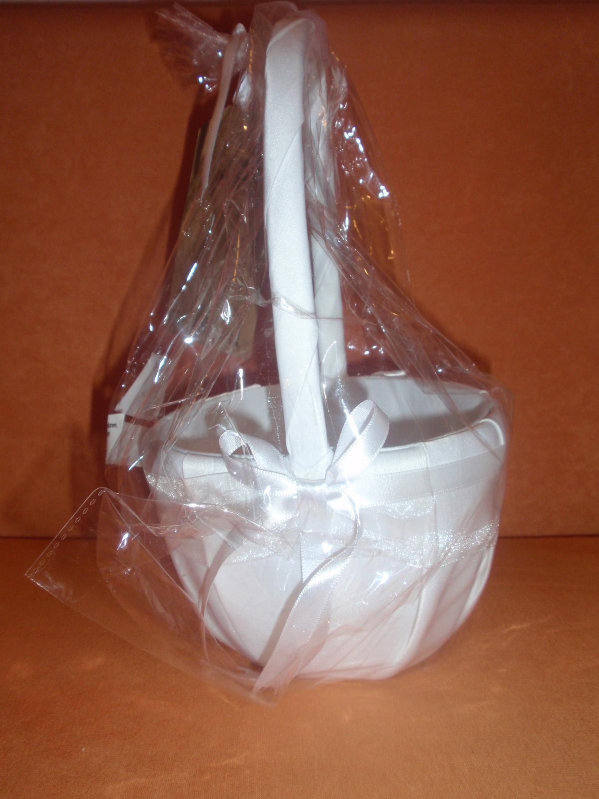 bílý košíček - Obrázek č. 3