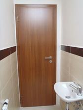 Dveře teak