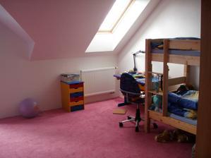 Dětský pokoj 1.