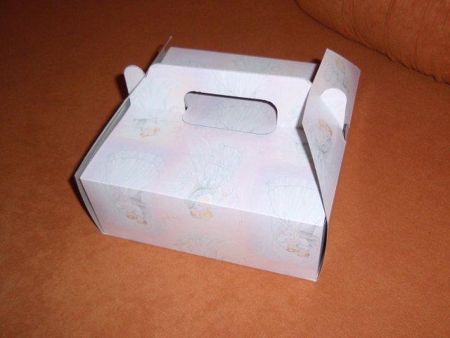Martin a Lenka - nase krabičky pre hosti