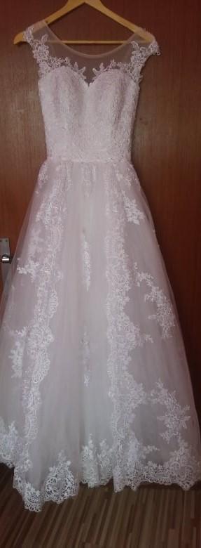 svadobné šaty v. 34-38 - Obrázok č. 4