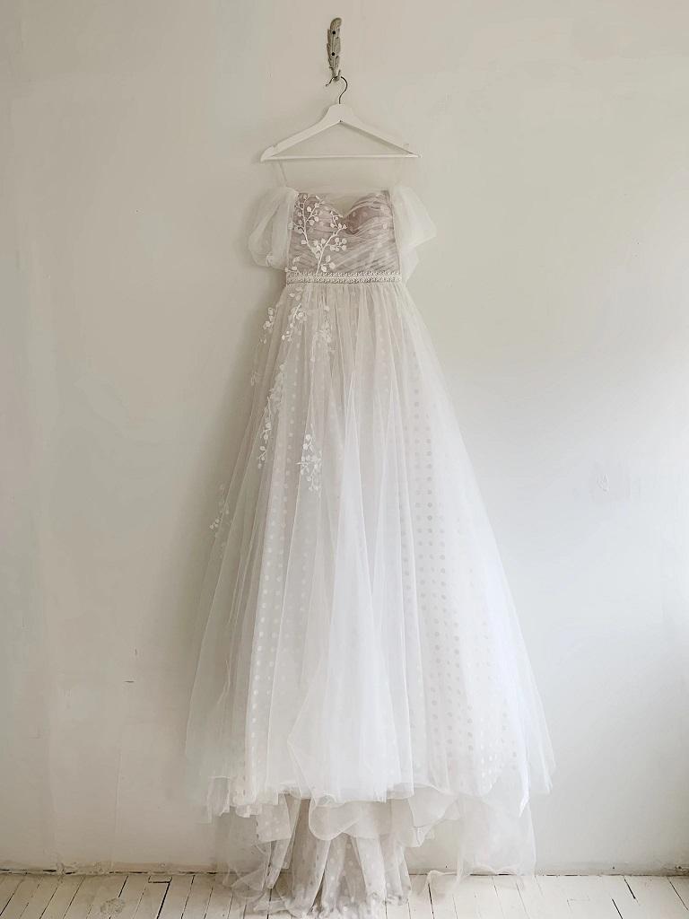 Netradičné svadobné šaty - Obrázok č. 2