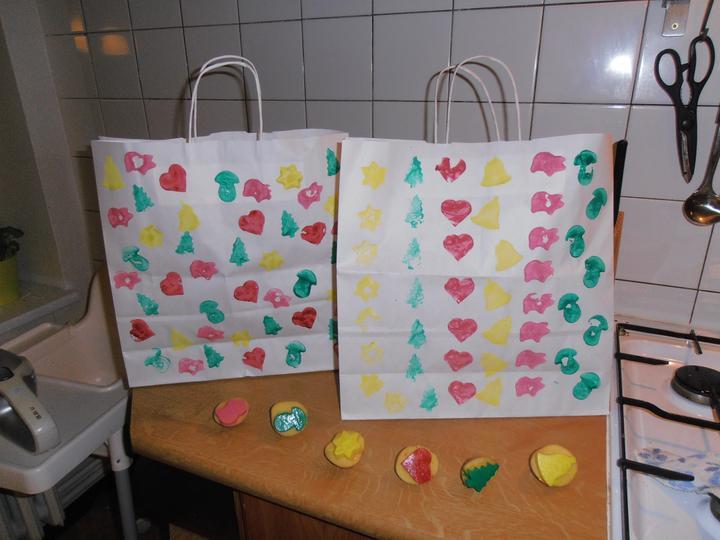 Naše handmade Vánoce 2012 - z každé strany jiná