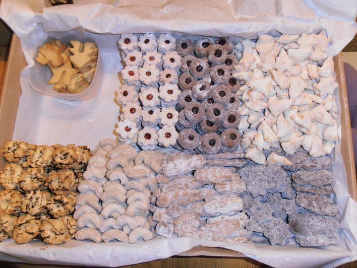 Naše handmade Vánoce 2012 - POLOČAS