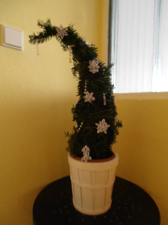 Naše handmade Vánoce 2012 - naš křiváček