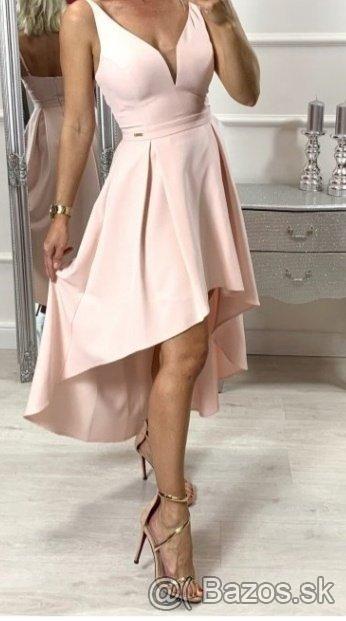 Popolnočné/spoločenské šaty veľkost S - Obrázok č. 2