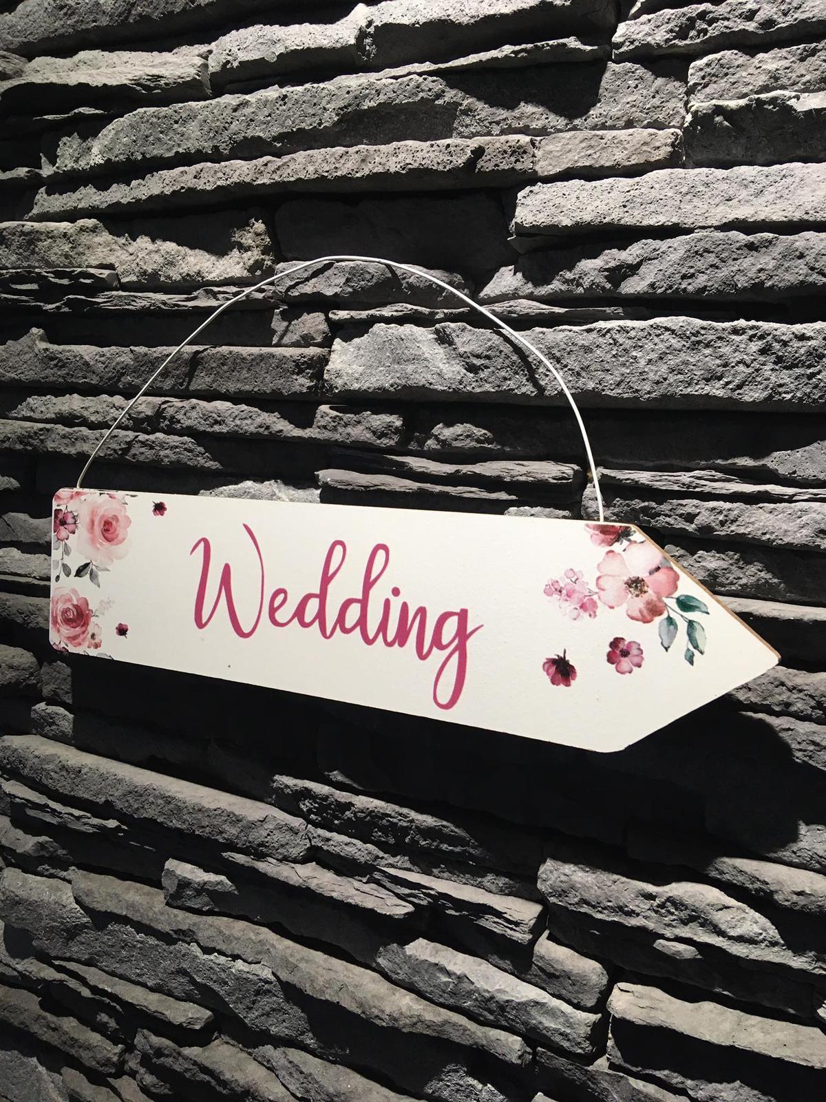 Ukazatel kde je svatba :) - Obrázek č. 2