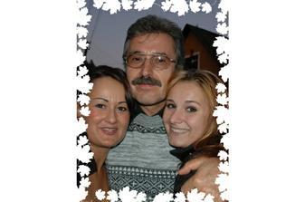 my ségry s tatínkem :_)