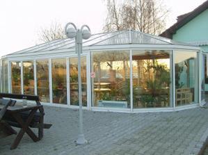 Rychety - zimní zahrada která nám bude k dispozici