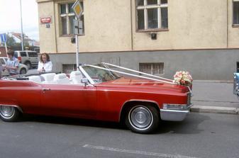 tímhle autíčkem bych měla jet