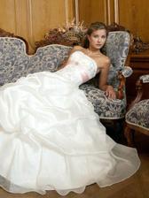 takové svatební šaty budu mít.. alespoň jednou chci být jako princezna:-))