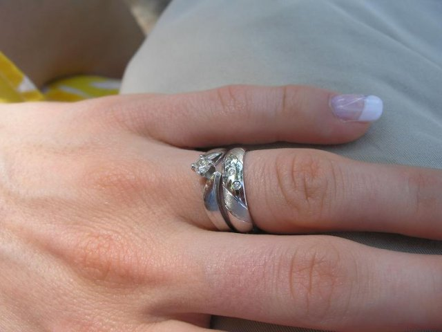 Janka{{_AND_}}Petko - moje prstienky