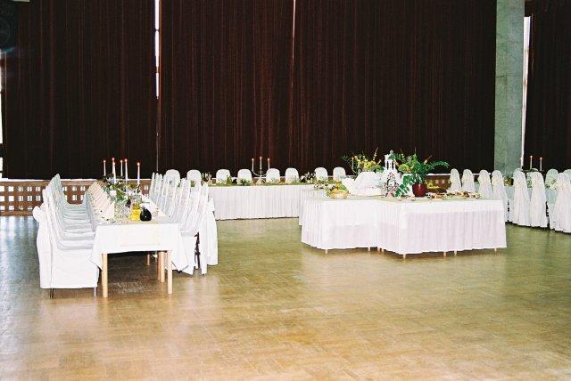 Ada a miki, 25.4.2009 - vyzdoba saly