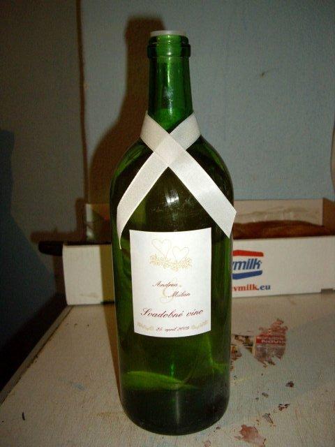 Ada a miki, 25.4.2009 - flase vina pre rodinu
