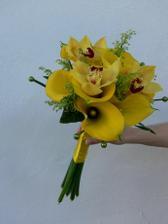 orchideje to je moje, jen ta žlutá...ee