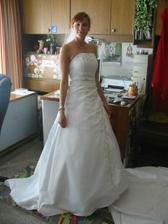 to budou moje svatební, už je jen zaplatit :-)