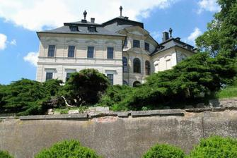zámek Karlova Koruna Chlumec nad Cidlinou