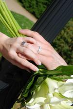 prstýnky a kytička