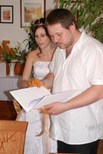 svatební kniha měla úspěch :-)