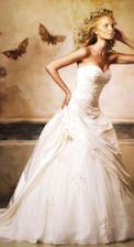 favorit č.2 na svatební šatičky