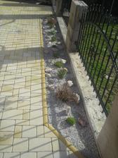 Naša mini záhradka:-)