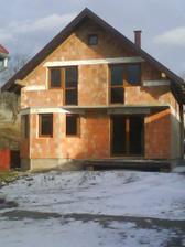 Tak takto vyzera nas domček v dnešnej dobe:-)