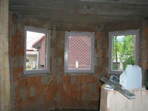 Prvé tri osadene okna..to bol vyhľad:-)