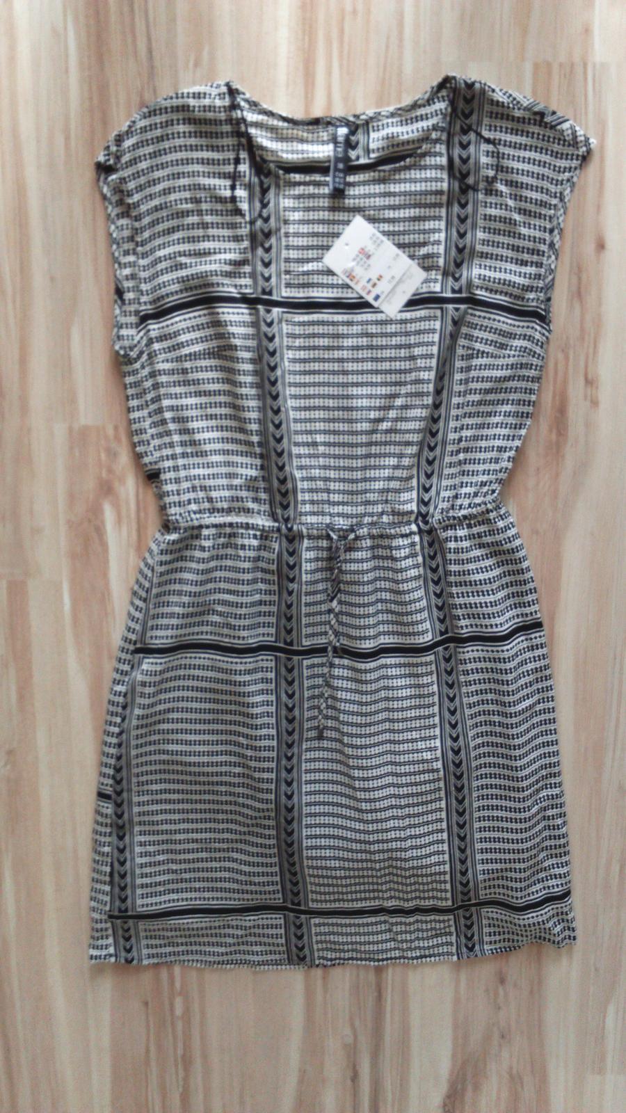 Dámske šaty - veľ. 38 ( nenosené ) - Obrázok č. 1