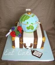 první budoucí svatební dort