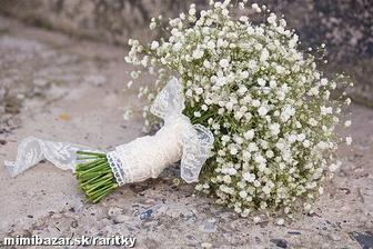 květiny pro družičky