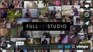 naše budoucí svatební video od Full Art studia
