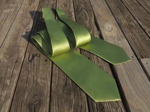 7x kravata pro kamarády ženicha