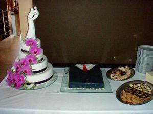 muj a zenichuv dort